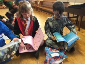 Sharing our new books.